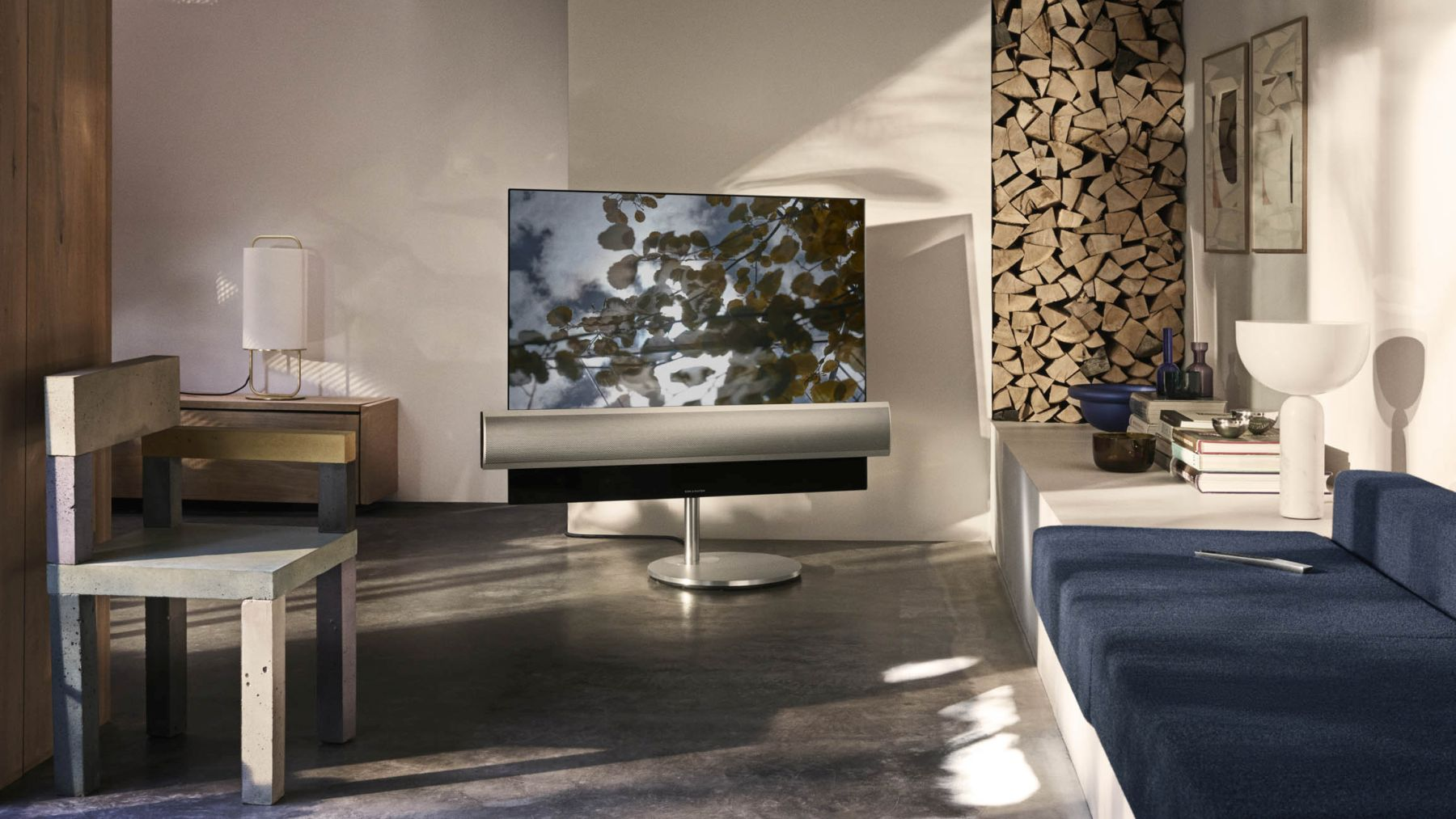 ifa lg baut fernseher mit bang olufsen cetoday. Black Bedroom Furniture Sets. Home Design Ideas