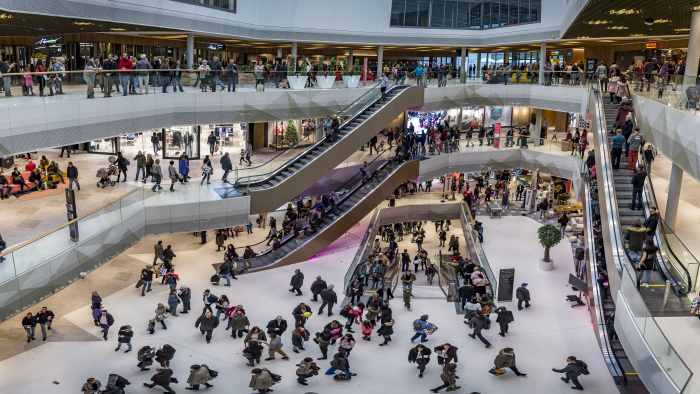 Mall Of Switzerland Lockt Fast 4 Millionen Besucher An Cetoday